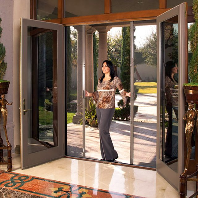 Phantom Screens - High End Insect Screen for Existing Homes
