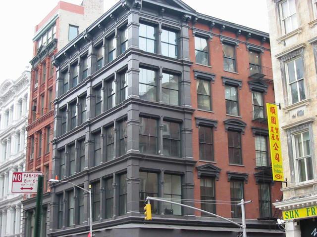 Historic Application windows - Parrett Windows in SoHo NYC