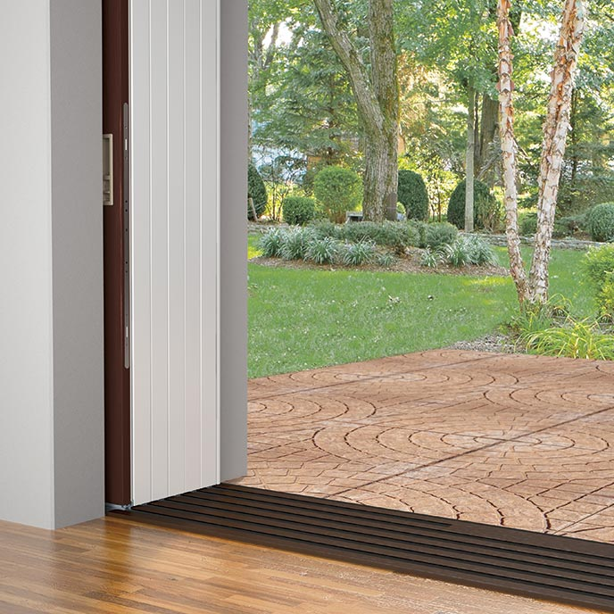 Marvin Pocket Multi-Slide Door
