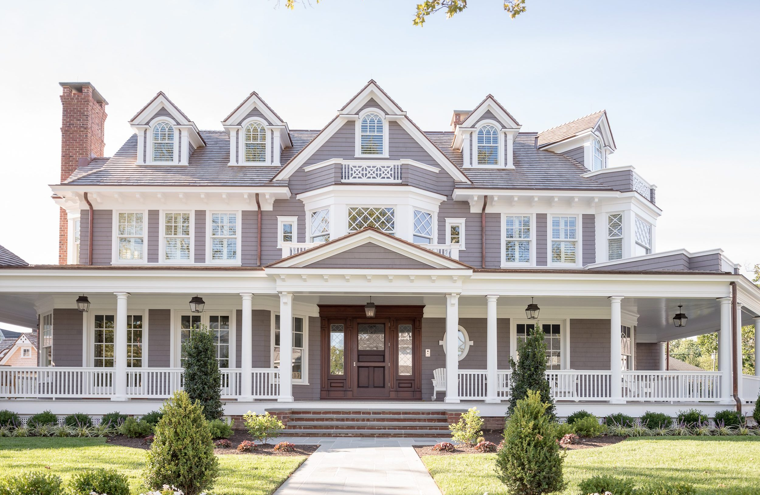Anderson Campanella, Architects - Spring Lake, NJ - Marvin Windows and Doors - Coastal Design