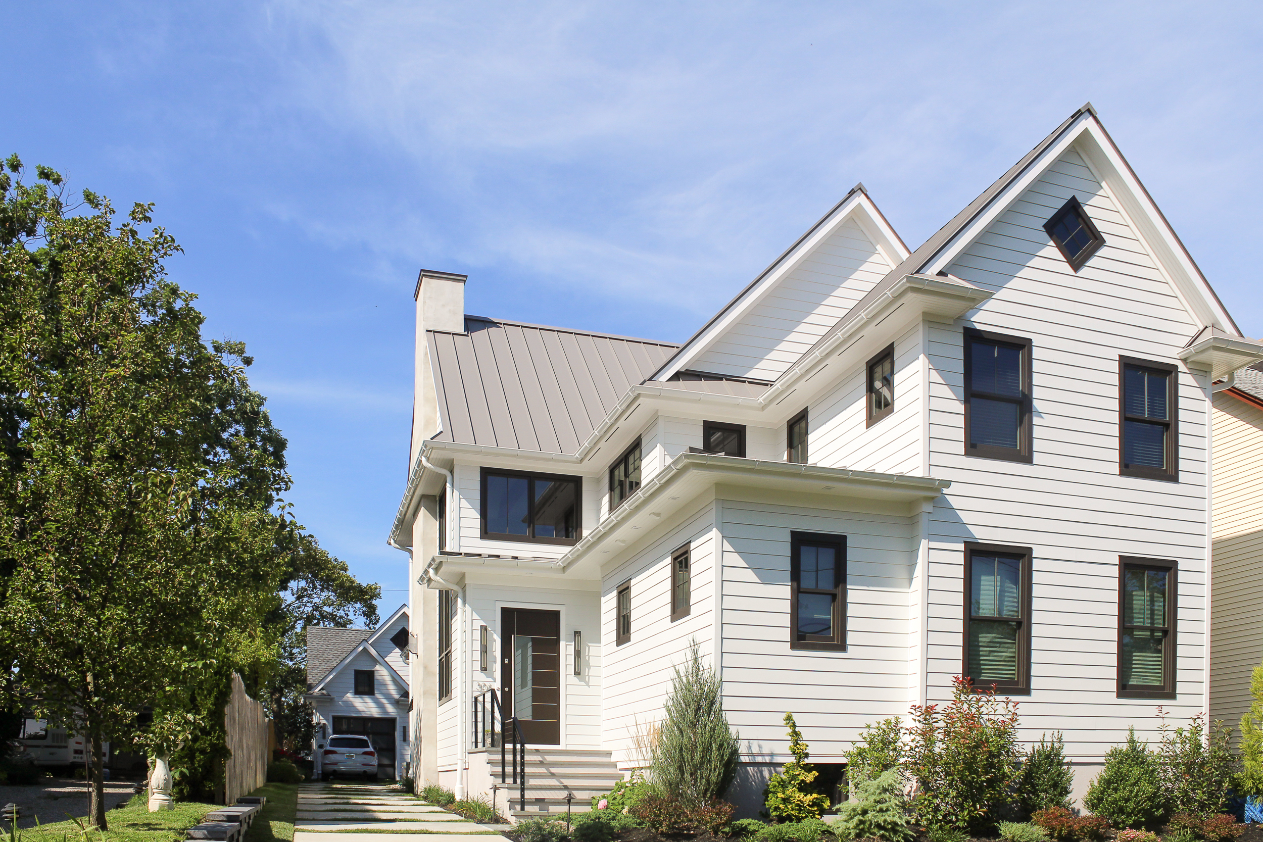 NorthEnd Builders- Belmar NJ - Marvin Windows and Doors - Modern Farmhouse Coastal